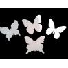 """Stalo kortelės """"drugeliai"""",  vieneto kaina"""