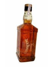 Dekoruotas, graviruotas - butelis