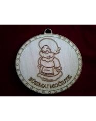 """Medinis medalis - """"Būsimai senelei"""""""