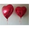 Foliniai balionai ŠIRDELĖS su heliu