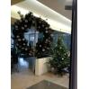 Vainikai, kalėdinės dekoracijos