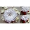 GALERIJA: Pagalvėlė žiedam su rožytėm, 15x15 cm
