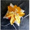 GALERIJA: Pagalvėlė žiedam su gėlytėm, 15x15 cm