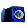 Medalis metalinis arba medinis su swarovsk