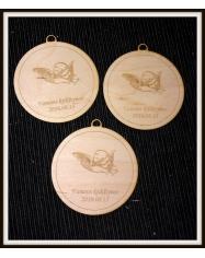 Medaliai pagal užsakyma - Krikštynoms