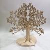 Medinis auskarų medis