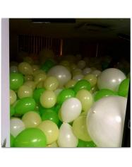 Oru pūsti balionai, dydis-12'', 48 cm. 1 metros kersmens. vnt.kaina