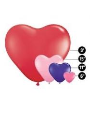Širdelės išmatavimai