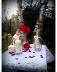 Žvakidė iš butelių