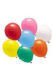 Įvairiaspalviai balionai