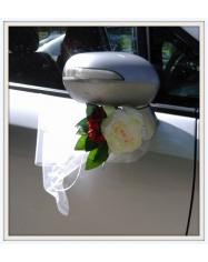 Dekoracija ant mašinos - veidrodėlių, vnt. kaina