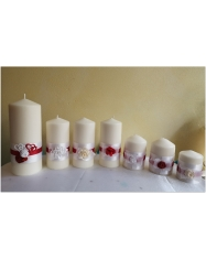 Puoštos žvakės