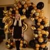 Burbulinės balionų Girliandos
