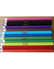 Pieštukai graviruoti