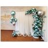 """48 cm. Chromo """"Veidrodiniai"""" balionas su heliu"""