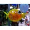 """""""Žuvytė"""",  iš Helio balionų"""