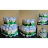 Sauskelnių tortai